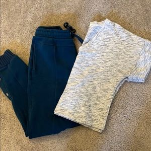 Anthropologie curated lounge bundle
